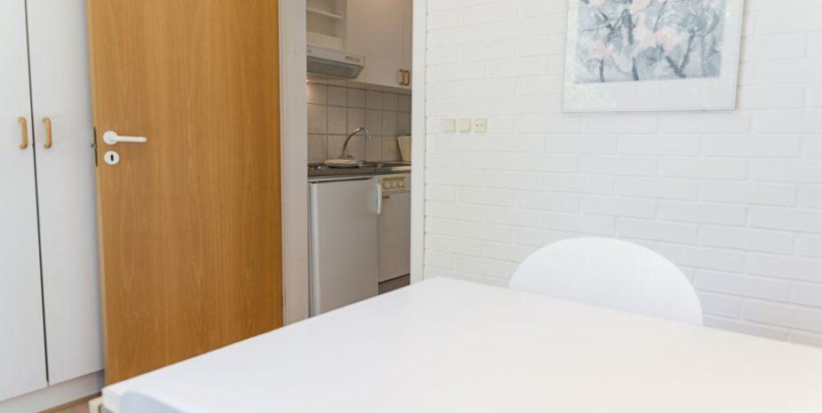 Vorraum Studio Apartment Hotel Balka Strand