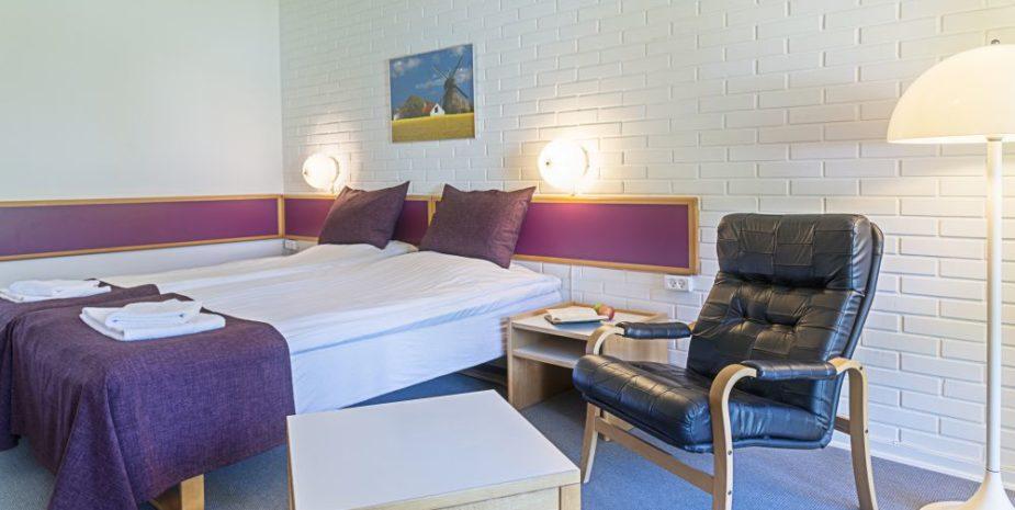 Dobbeltværelse Hotel Balka Strand