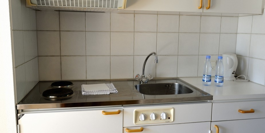 Kitchen studio apartment Hotel Balka Strand