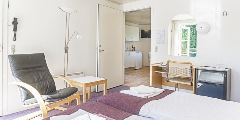 Room 2 family apartment Hotel Balka Strand
